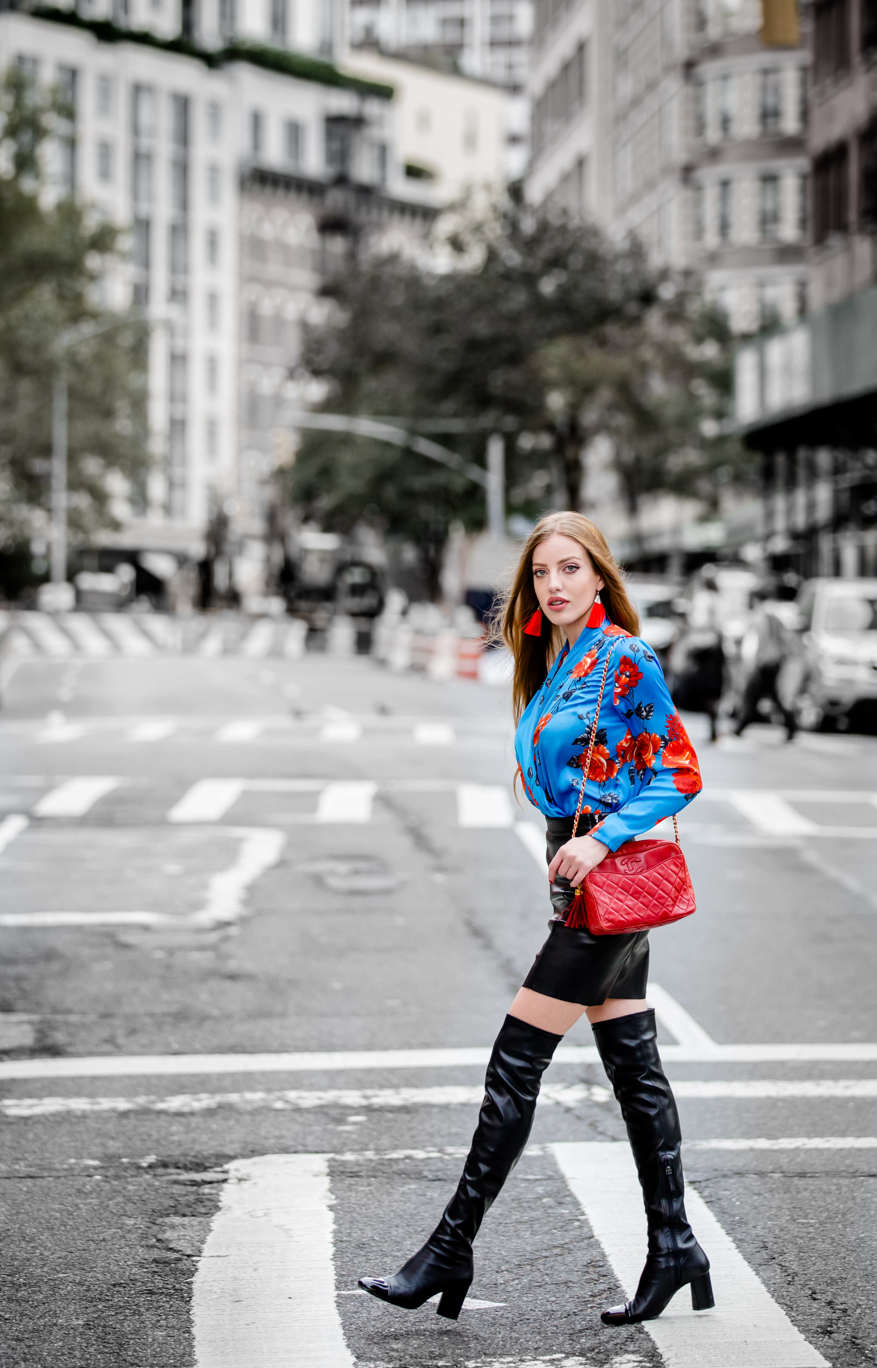 Nyc Life Street Style Photography Dvali Photography Llc
